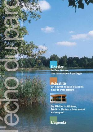 L'écho du Grand Parc N°1 (September 2004)