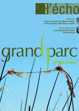 L'écho du Grand Parc N°3 (April 2006)