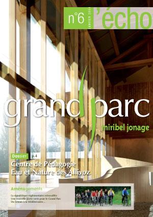 L'écho du Grand Parc N°6 (January 2009)