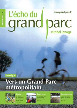 L'écho du Grand Parc N°7 (January 2010)