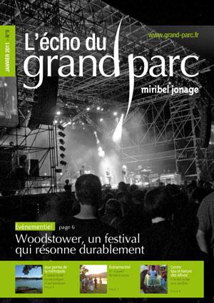 L'écho du Grand Parc N°9 (January 2011)