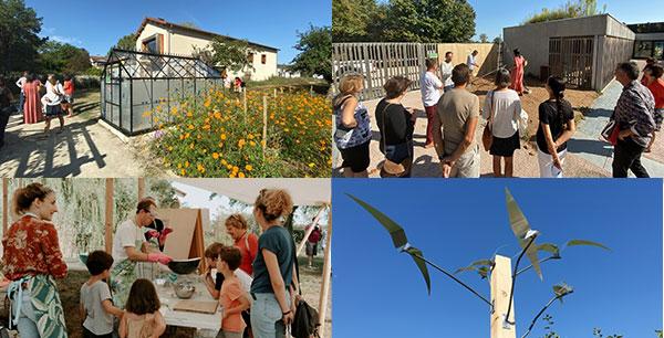 Le Jardin d'œuvres à L'îloz' s'agrandit !