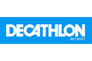 Logo Décathlon Bron