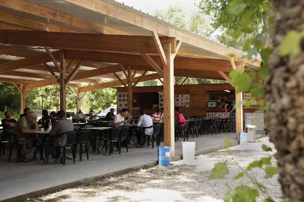 Restaurant Terrasse Miribel
