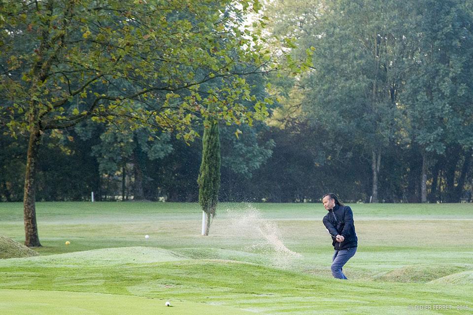 Le championnat Rhône-Alpes des golfs 9 trous s'est invité à L'atol' !