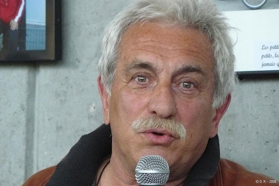 Daniel Pelligra, un ami du Grand Parc