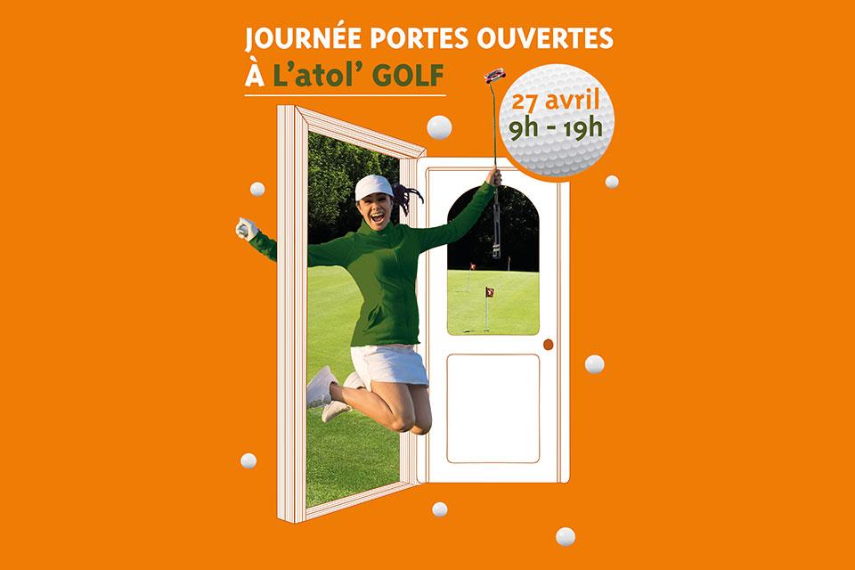 Journée portes ouvertes Golf