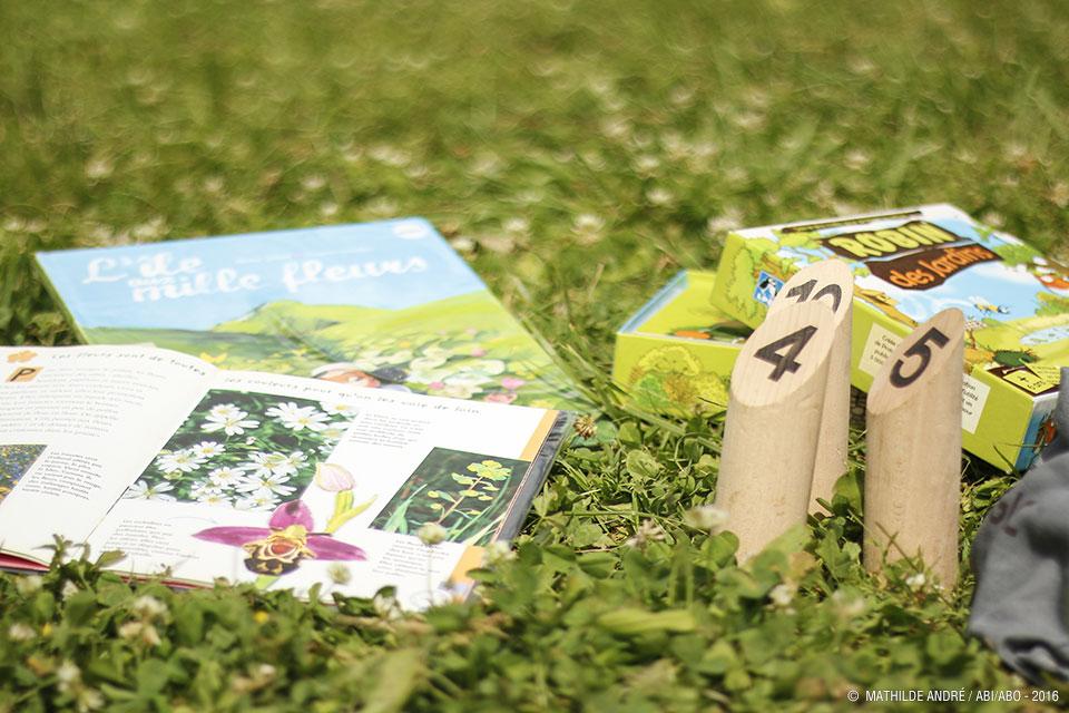 livres et jeux au jardin atelier nature pour tous grand parc miribel jonage. Black Bedroom Furniture Sets. Home Design Ideas