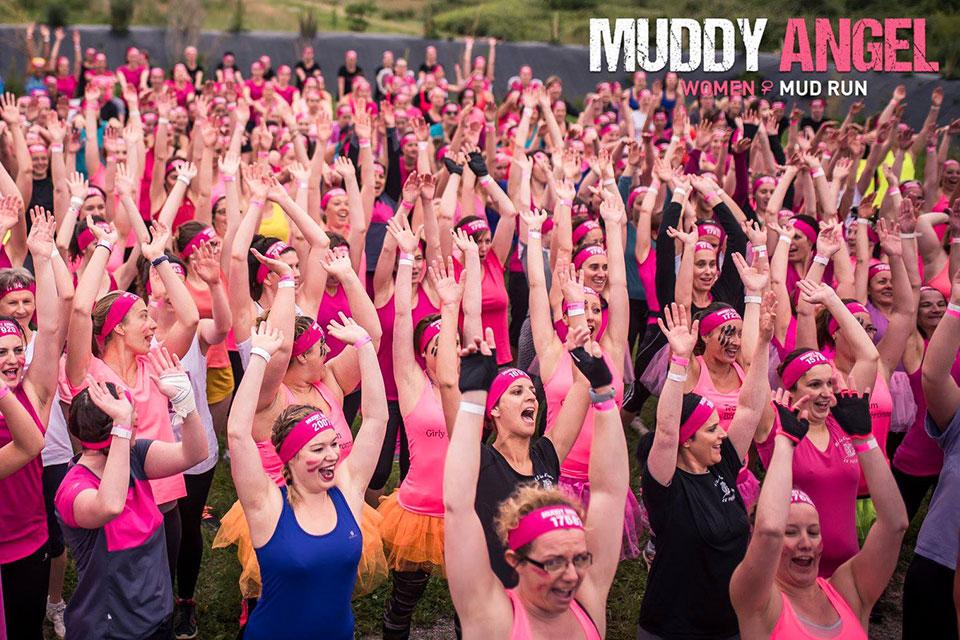 Muddy Angel Run 2021