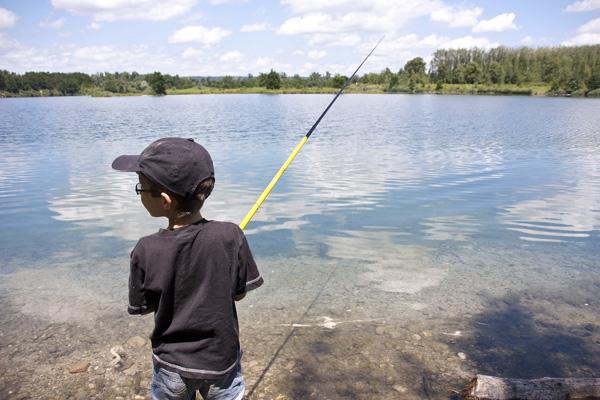 Vidéo avec ouaz khanter pour la chasse et la pêche
