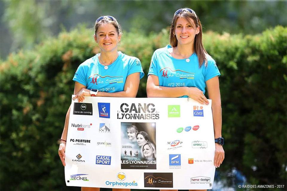 Un nouvel exploit pour Le Gang des Lyonnaises !