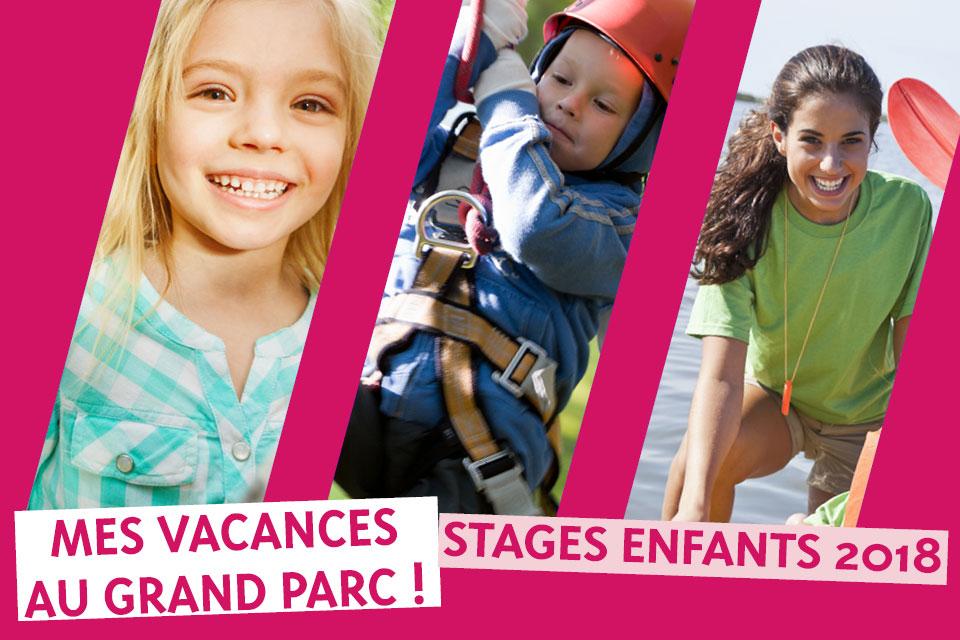 Stages Enfants Avril 2018