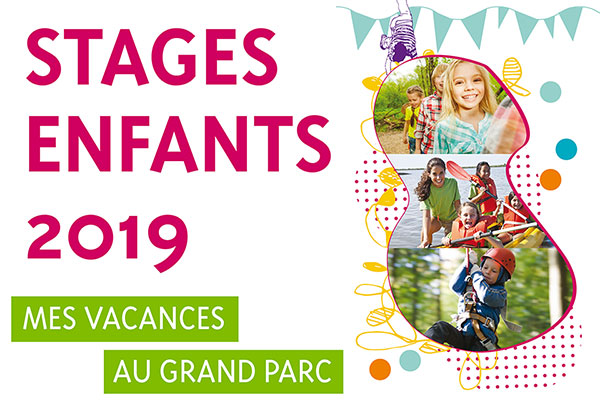 Stages Enfants Avril 2019