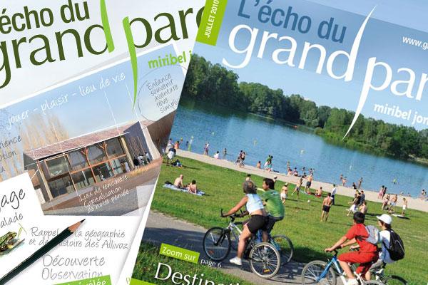 the Grand Parc echo